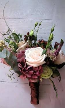 Autumn flowers for an autumn wedding (2/6)