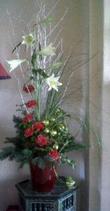 structural christmas arrangement (1)